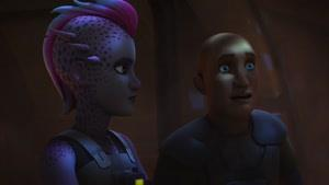 انیمیشن Star Wars Rebels  فصل 3 قسمت هفت