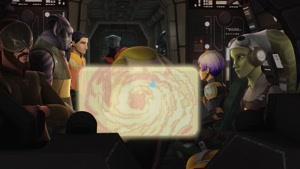 انیمیشن Star Wars Rebels  فصل 3 قسمت هشت