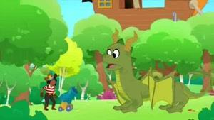 انیمیشن آموزش زبان انگلیسی Morphle and Mia قسمت بیست