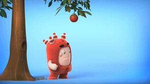 انیمیشن Oddbods - فیوز و سیب