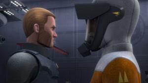 انیمیشن Star Wars Rebels  فصل 3 قسمت نه