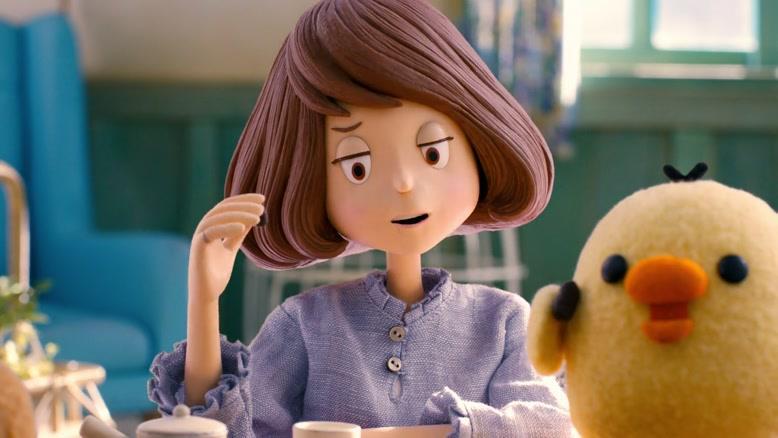 انیمیشن ریلاکوما و کائورو  قسمت ده