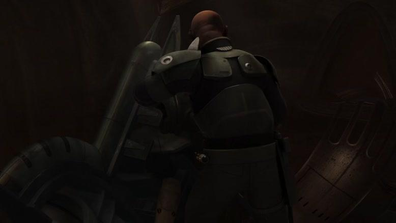 انیمیشن Star Wars Rebels  فصل 3 قسمت یازده