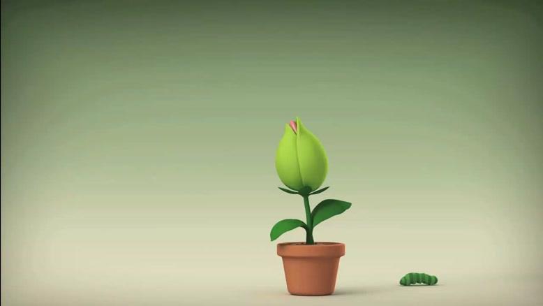 انیمیشن Oddbods - گیاه آدمخوار