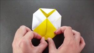 برنامه آموزش اوریگامی قسمت  چهل و یک