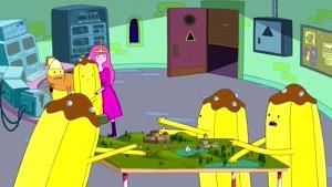 انیمیشن وقت ماجراجویی Adventure Time دوبله فارسی فصل6  قسمت هشت
