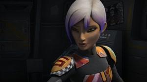 انیمیشن Star Wars Rebels  فصل 3 قسمت چهارده