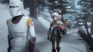 انیمیشن Star Wars Rebels  فصل 3 قسمت پانزده