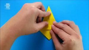 برنامه آموزش اوریگامی قسمت  پنجاه