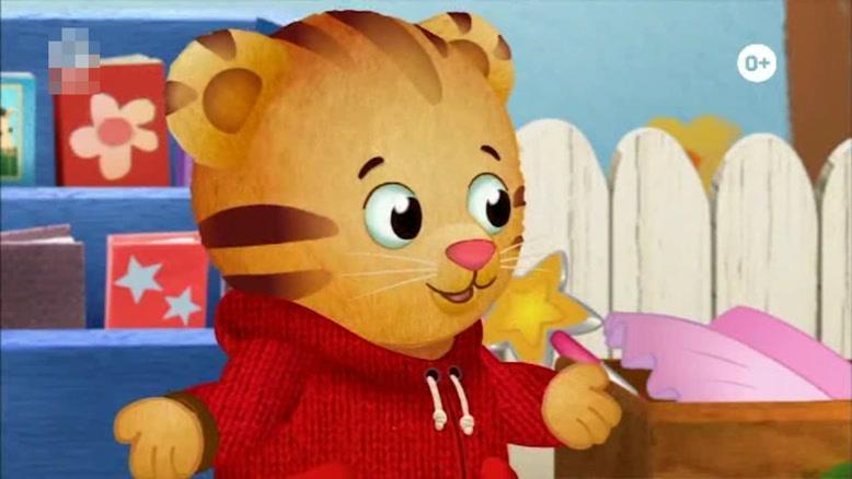 انیمیشن DANIEL TIGER قسمت نه