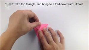 برنامه آموزش اوریگامی قسمت پنجاه و یک