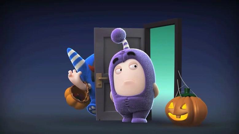انیمیشن Oddbods - مردم آزاری
