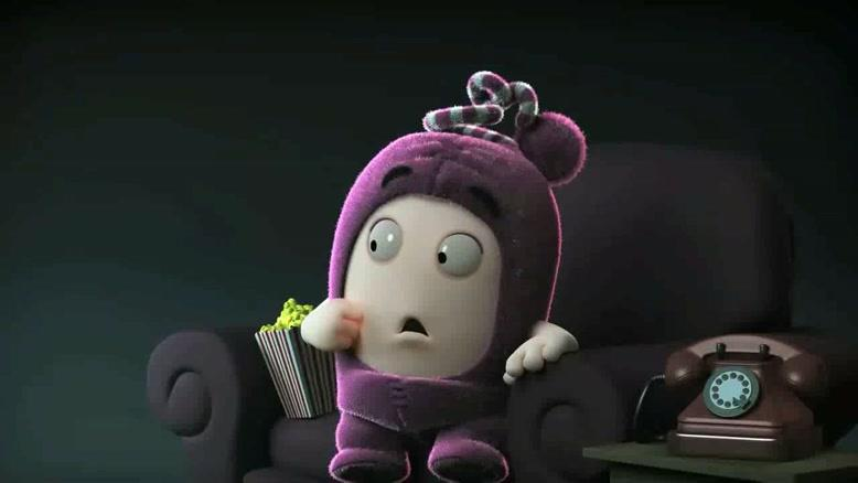 انیمیشن Oddbods - ارباب حلقهها