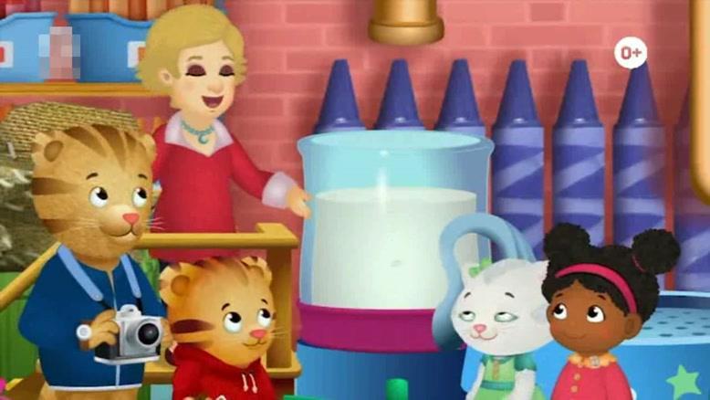 انیمیشن DANIEL TIGER  قسمت یک