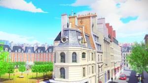 انیمیشن ماجراجویی در پاریس دوبله فارسی قسمت یازده