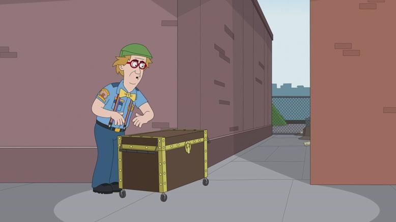 انیمیشن Paradise PD فصل 1 قسمت هشت