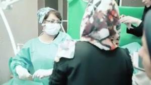 فیلم تزریق چربی به واژن دکتر شیرین شمس
