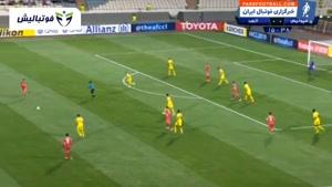 خلاصه باز ی پرسپولیس -  السد