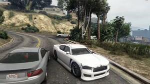 جدید ترین تریلر بازی GTA 5 با فناوری گرافیکی DXR