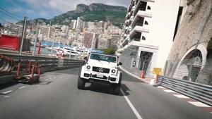 تغییرات ظاهری و فنی جدید شاسی بلند مرسدس بنز G500 با قدرت ۸۵۰ اسببخار