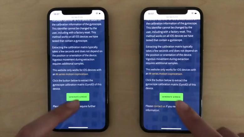 ردگیری کاربران اندروید و iOS