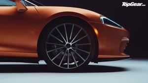 مکلارن جدیدترین سوپراسپرت خود با نام GT را معرفی کرد