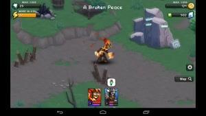 تریلر بازی موبایل HonorBound RPG