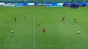 نماشا - خلاصه بازی سپاهان 0_1 پرسپولیس (نیمه نهایی جام حذفی ایران)