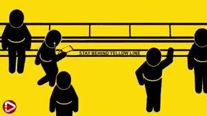 نماشا - امنیت در مترو