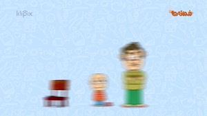 نماشا - مجموعه انیمیشن دردونه ها - قهر با کودک