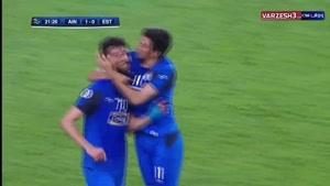 تماشا - خلاصه بازی العین امارات 1 - استقلال ایران 2