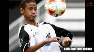 آیا میدانستید _ زندگینامه نیمار جونیور Neymar Jr