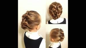 آموزش بافت موهای کودکان قسمت ۶