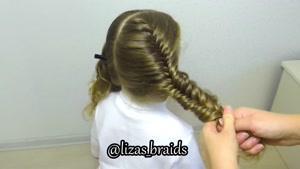 آموزش بافت موهای کودکان قسمت ۱۲