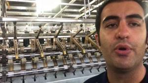 نکته مهم درباره دستگاههای خط تولید نخ اکریلیک