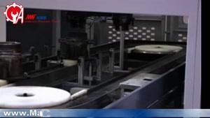 فرز سی ان سی - تراش سی ان سی - فرز CNC - تراش CNC  تولید رباتیک FMS