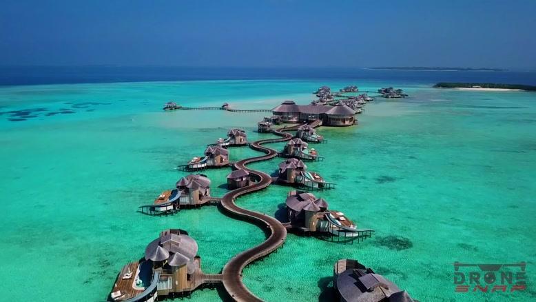 نگاهی به جزایر حیرت انگیز مالدیو