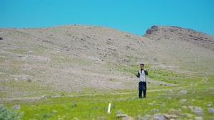 آهنگ محمد خواننده افغان زبید سرود