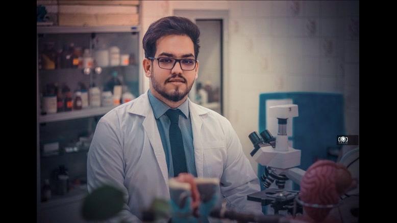 تدریس مبحث ساختار سلول های ماهیچه ای توسط محمدرضا اولیایی