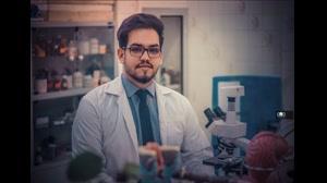 تدریس گردش مواد مبحث انعقاد خون توسط محمدرضا اولیایی