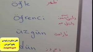 قویترین روش آموزش زبان ترکی استانبولی با استاد ۱۰ زبانه ( علی کیانپور)