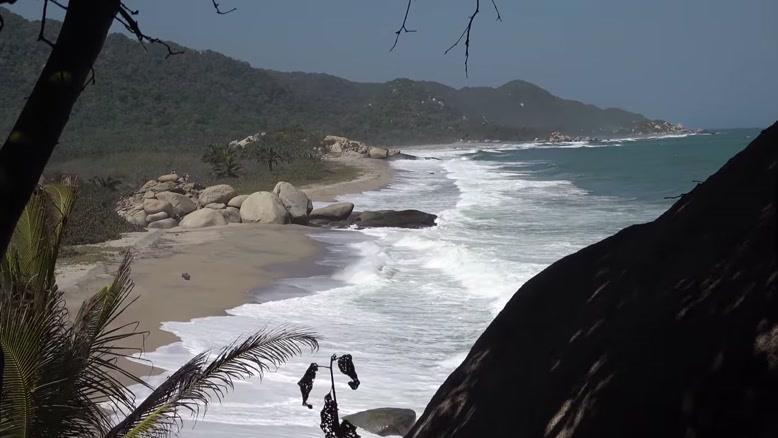 پارک ملی تیرونا کلمبیا