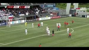 خلاصه بازی اسپانیا - جزایر فارو