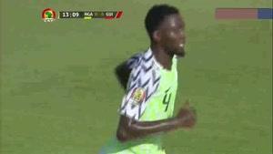 خلاصه بازی نیجریه - گینه