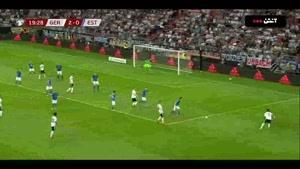 خلاصه بازی آلمان - استونی