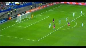 خلاصه بازی کلمبیا 2 آرژانتین 0
