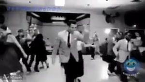 کلیپی از رقص ولنتاین و واقعیت
