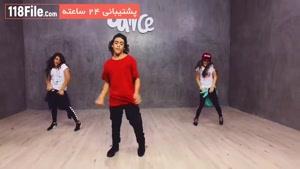 آموزش قدم به قدم رقص هیپ هاپ