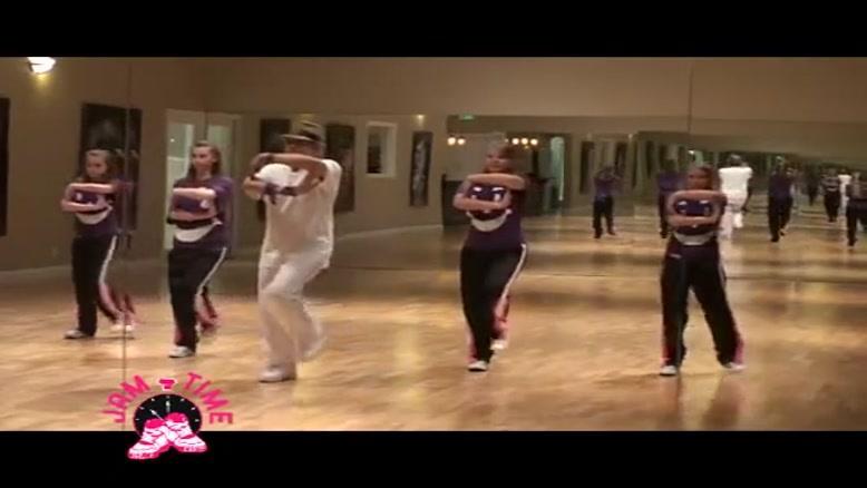 آموزش رقص هیپ هاپ برای کودکان