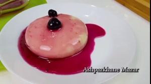 پودینگ شربتی | فیلم آشپزی